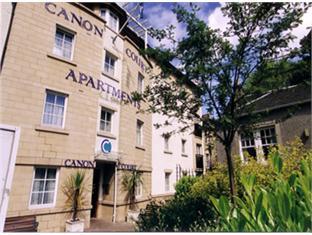 Canon Court Apartment Hotel Edinburgh Scotland United Kingdom
