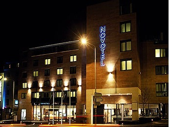 Hotel Novotel Edinburgh Centre Edinburgh Scotland United Kingdom