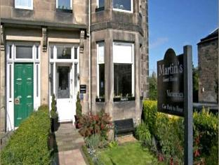 Martins Guest House Edinburgh Scotland United Kingdom