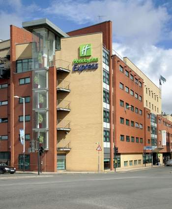Express By Holiday Inn Glasgow City Riverside Hotel Glasgow Scotland United Kingdom