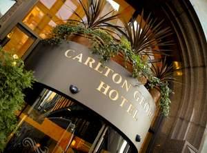 Carlton George Hotel Glasgow Scotland United Kingdom