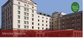 Menzies Hotel Glasgow Scotland United Kingdom