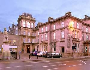 Royal Highland Hotel Inverness Scotland United Kingdom