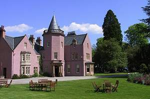 Bunchrew House Hotel Inverness Scotland United Kingdom