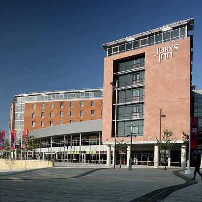 Jurys Inn Liverpool Hotel Liverpool United Kingdom