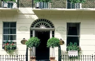 Grange Blooms Hotel London United Kingdom