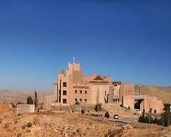 Movenpick Nabatean Castle Petra Jordan