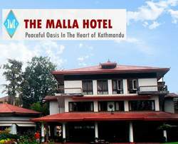 Malla Hotel Kathmandu Nepal