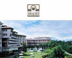 Hotel Yak and Yeti Kathmandu Nepal