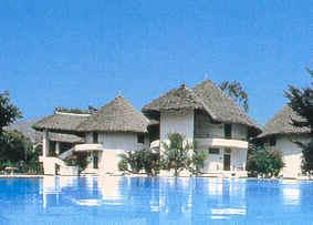 Alliance Jadini Beach Hotel Mombasa Kenya