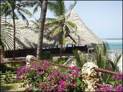 Bahari Beach Hotel Mombasa Kenya