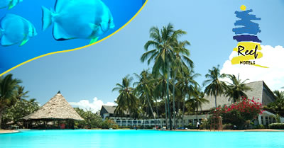 Reef Hotel Mombasa Kenya