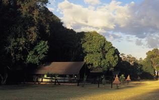 Governors Camp Mara Kenya