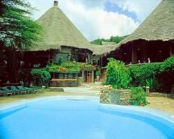 Mara Sopa Lodge Mara Kenya