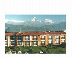 The Bluebird Hotel Pokhara Nepal