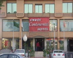 Envoy Continental Hotel Islamabad Pakistan